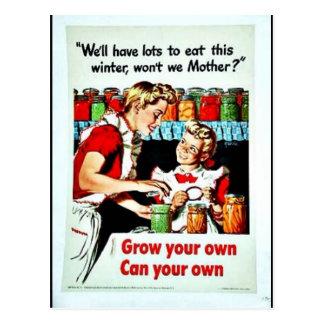 Grow Your Own Postcard