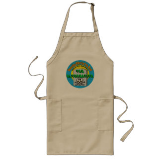 Growing Older 95th Birthday Gifts Long Apron