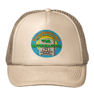 Growing Older 95th Birthday Gifts Cap