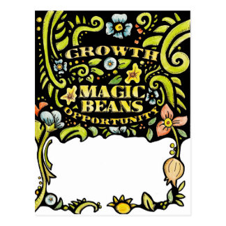Growth Opportunity Cards Postcard