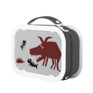 Gruff & Prickles Lunchbox