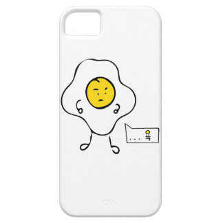 Grumbly Egg Yolk (Korean) iPhone 5 Covers