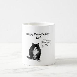 Grumpy Cat Father's Day Mug