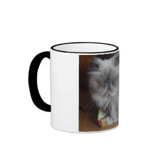 Grumpy Morning Kitty Mug