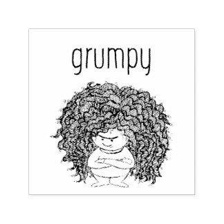 Grumpy Stamp