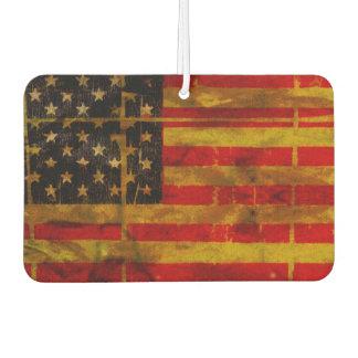 Grunge American Flag Air Freshener