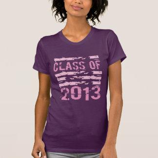 Grunge Class of 2013 Tee Shirts