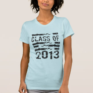 Grunge Class of 2013 Tshirts