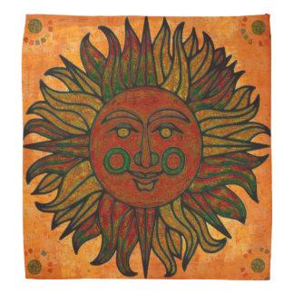 Grunge Harvest New Age Sun Bandana
