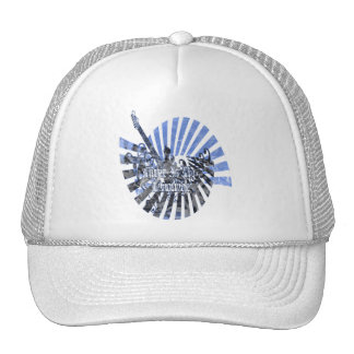 Grunge Music Cap