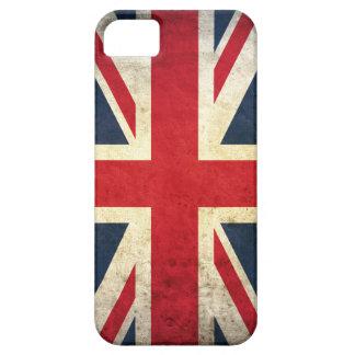 Grunge Union Jack iPhone 5 Cover