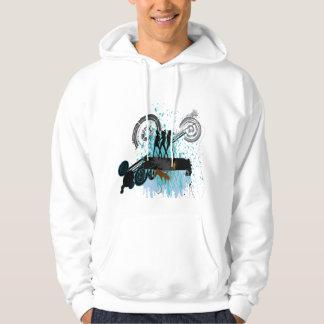 Grunge-V.1 Hooded Pullovers
