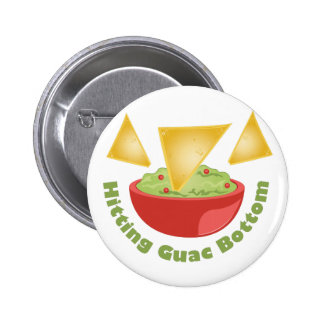 Guac Botom 6 Cm Round Badge