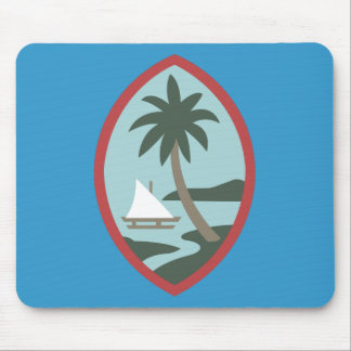 Guam National Guard - Pad Mouse Pad