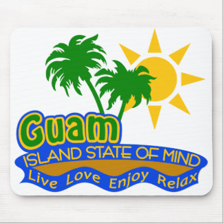 Guam State of Mind mousepad