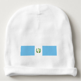 Guatemala country long flag nation symbol republic baby beanie