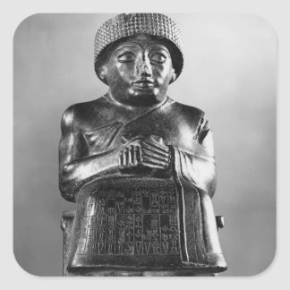 Gudea, Prince of Lagash Square Sticker