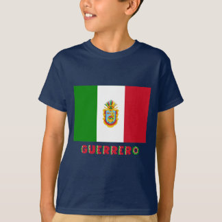 Guerrero Unofficial Flag T-Shirt