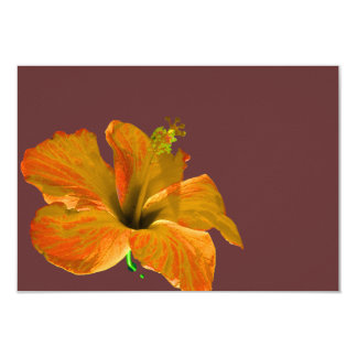 Guest RSVP Wedding Reply Card Autumn Colors 9 Cm X 13 Cm Invitation Card