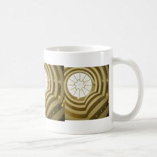 Guggenheim Museum Basic White Mug