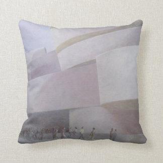 Guggenheim Museum New York 2004 Cushion
