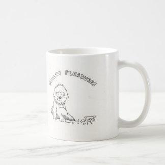 Guilty Pleasures Basic White Mug