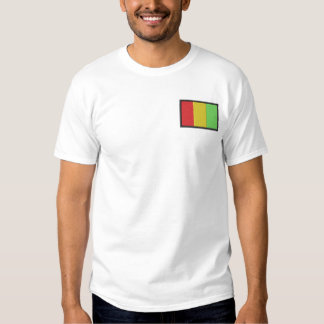 Guinea Embroidered T-Shirt