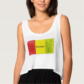 Guinea Flag Singlet