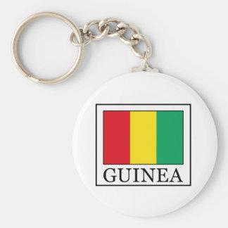 Guinea Key Ring