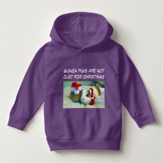 Guinea pig Christmas hoodie