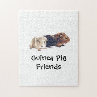 Guinea Pig Friends Puzzle