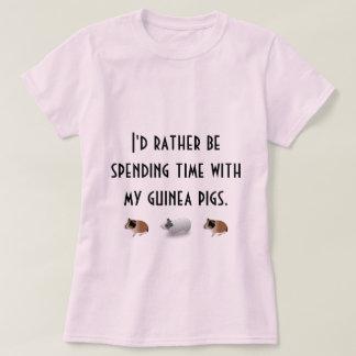 Guinea Pig Lover Shirt