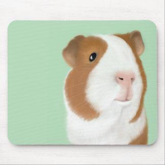 Guinea-pig mousepad