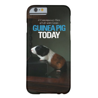 Guinea Pig Today iPhone 6 case Barely There iPhone 6 Case