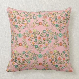 guirlanda almofada heart rose cushions