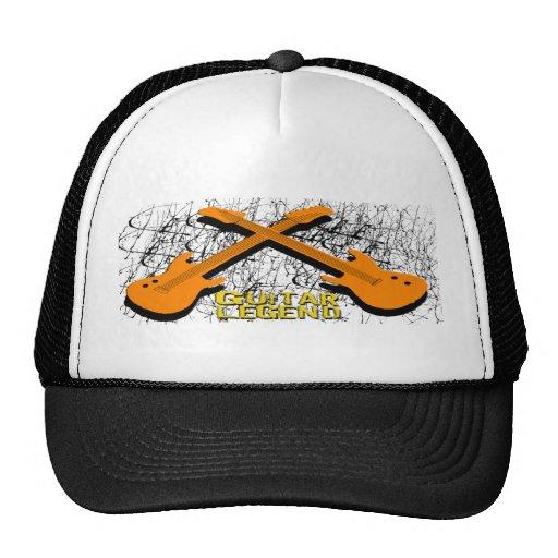 Guitar Legend T-Shirts & Gifts Hats