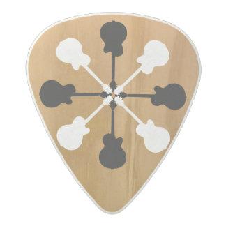 guitar-player's super-cool acetal guitar pick
