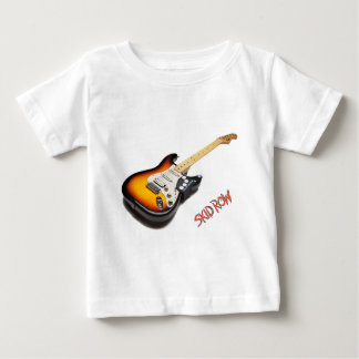 GuitarWing Skid Row Poster Small Baby T-Shirt