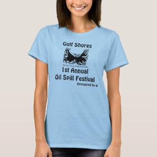 gulf shores oil spill festival shirt
