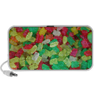 Gummy Bear Notebook Speaker