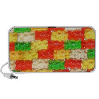 gummy bears mp3 speaker