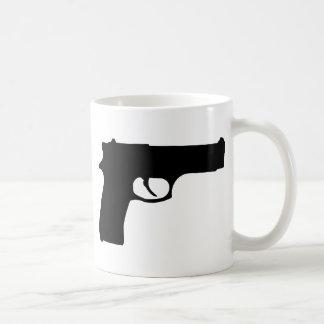 Gun Coffee Mug
