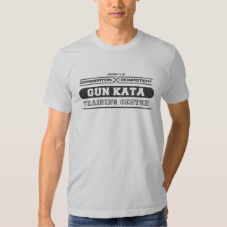 Gun Kata Training Center T-Shirt