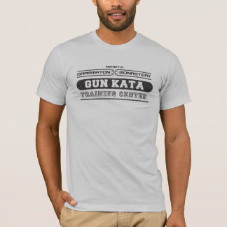Gun Kata Training Center T-Shirt