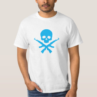 Gun Skull T-Shirt