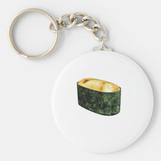 Gunkan Uni Sushi Basic Round Button Key Ring