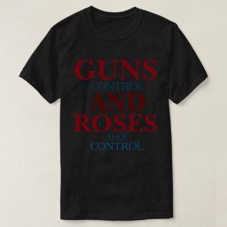 GUNS AND ROSES CONTROL T-Shirt
