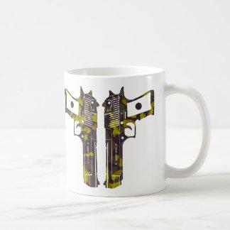 guns camo 2, guns camo 2 basic white mug