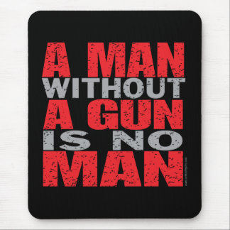 Guns... Mouse Pad