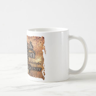 guns&religion basic white mug